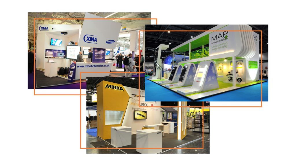 exhibition stand manufacturing contractor